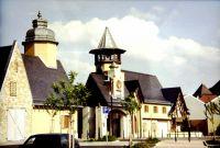 Wertheim Village, 2002 eingedeckt