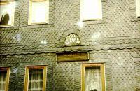 Das Haus eines Röhndichters, Queienfeld Wandverkleidung 1981